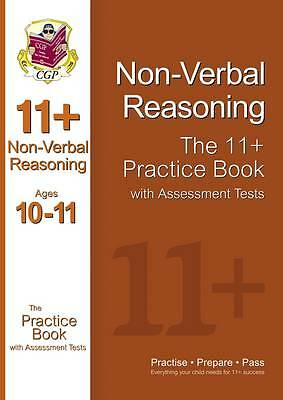 The 11+ Non-Verbal Reasoning Practice Book with Assessment Tests Ages 10-11 (GL