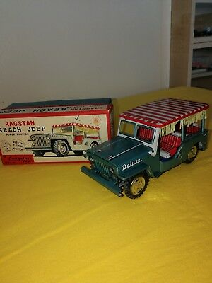 Cragstan Beach Jeep Toys Power Friction