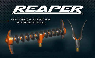 Guru Reaper Rod Rest Range - Front or Rear All Available