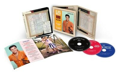 ELVIS PRESLEY NEW  FTD -  The Viva Las Vegas Sessions (3-CD) Limited Edition