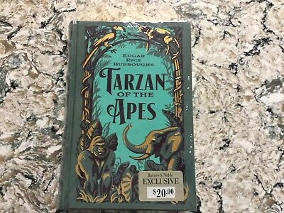 Barnes & Noble Leatherbound Classics: Tarzan Of The Apes
