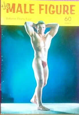 The male figure gay interest Magazine issue 34