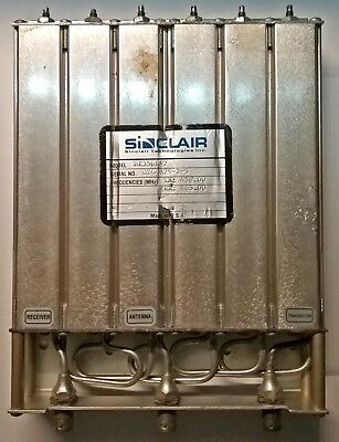Sinclair Mobile 6 Cavity Duplexer Mr356B-2  440-480 Mhz