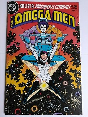 Omega men #3 first lobo appearance