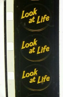 Look At Life - Kings Of Speed Exc Cond Super 8 Col / Snd