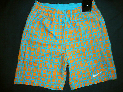 "Nike Court Printed 9"" Tennis Shorts 729267-418 Gr. M  NEU"