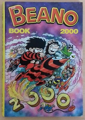 The Beano Book Annual 2000 In Good Condition