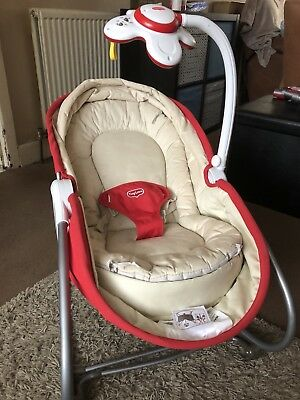 Tiny love 3 in 1 rocker napper Excellent Condition