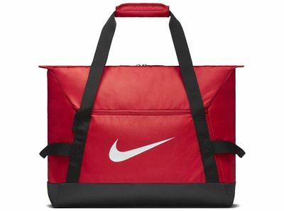 Nike Duffle Sports Team Gym Bag Holdall Travel Kit Bags Small Medium Official