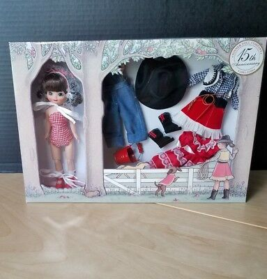 TINY BETSY ROUND UP GIFT SET Doll Tonner 2006 LE200