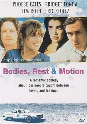 Bodies, Rest & Motion (DVD, 2003) Phoebe Cates, Tim Roth, Eric Stoltz