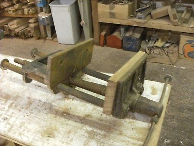 Oliver Woodworking Bench Vice
