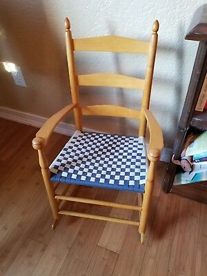 Shaker Childs Rocking Chair