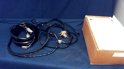 Nos Johnson Evinrude Omc 176340 Instrument Cable Assy - 15 Ft (Glm)