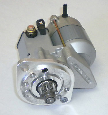 Early Dodge Hemi Super Torque 12 Volt Mini Starter 1957, 58 (172 Tooth Flywheel)