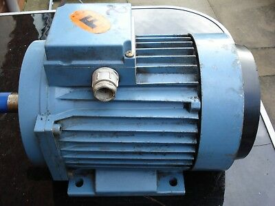 Asea Electric Motor 440V,3Kw,3Phase.