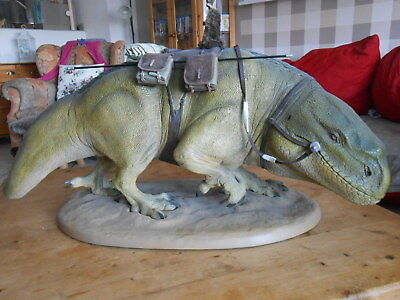 "Hottoys / Sideshow  Star Wars 1/6  ""dewback""  Topzustand Mit Shipper"