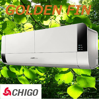 chigo split klimaanlage inverter 24000 btu 6 1 kw heizung eek a eur 929 00 picclick de. Black Bedroom Furniture Sets. Home Design Ideas