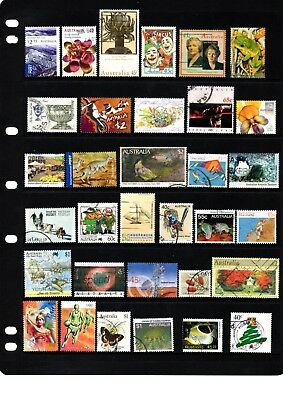 Australian sheet stamps, including high value, free post - off paper - Lot 369.