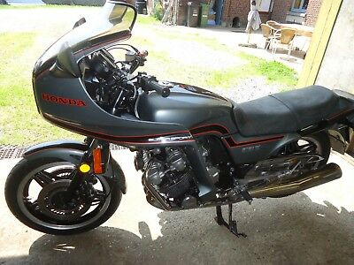 Honda  CBX  1000  supersport  +  PLUS + Honda cb 750 1978