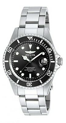 Invicta Men's 8932OB Pro Diver Analog Quartz Silver Stainless Steel Watch New