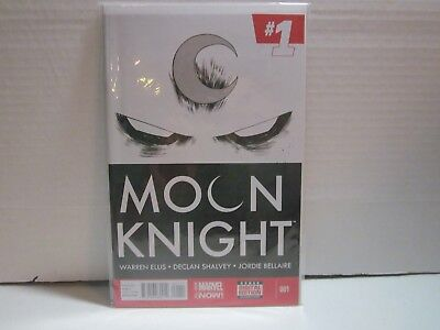 Moon Knight #1 1st Print All New Marvel Now! 2014 Comic  VF/NM