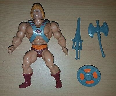 Masters Of The Universe - He-Man 1981 Malaysia - vollständig