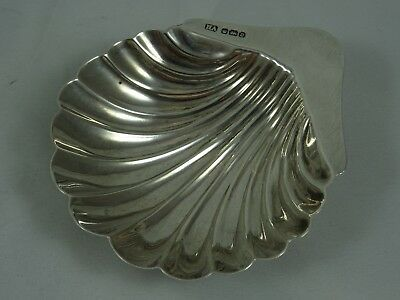 VICTORIAN silver BUTTER DISH, 1898, 33gm