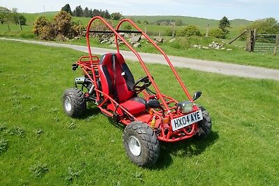 Moto Roma GK125r road legal buggy - completely refurbished!