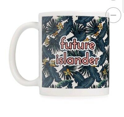 Love Island Ceramic Mug Future Islander Coffee Tea Cup Official Gift Box Primark