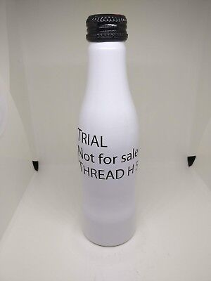 Coca Cola Coke Prototype Trial Not For Sale Rare Aluminium Bottle Coca-cola