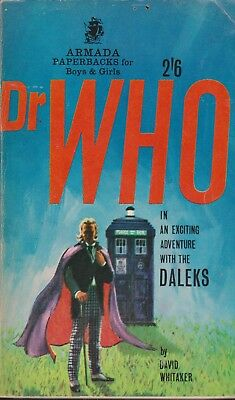 Doctor Who in an Exciting Adventure with the Daleks original issue