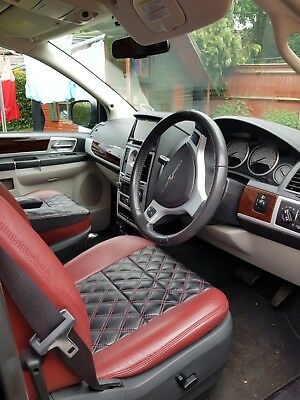 Chrysler Grand Voyager Wheelchair adapted vehicle