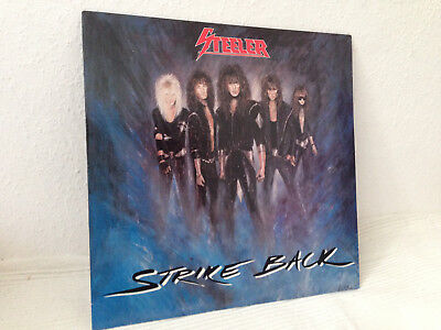 Steeler: Strike back (LP) (Heavy Metal) (1986)