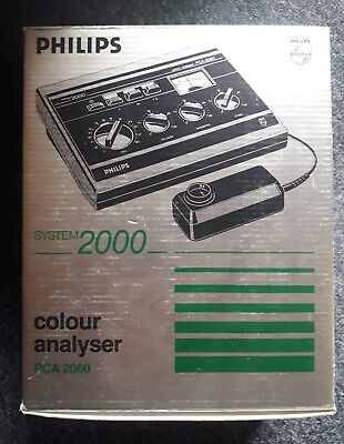 Philips System 2000 Colour Analyser PCA 2060