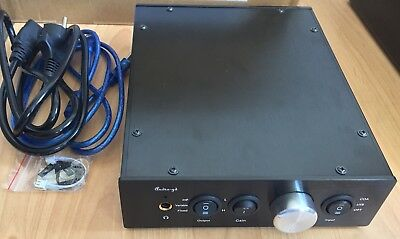 Audio-GD - R2R 11 - Single Ended R2R Ladder NOS DAC / Pre / Headphone Amplifier