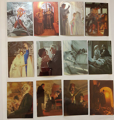 Greg & Tim Hildebrandt Separate & Together Chromium Trading Cards Komplett 1994