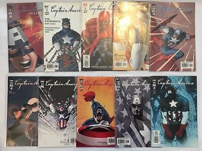 Captain America #7-31 (The Extremists, ICE, Cap Lives and more storylines