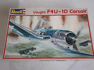 Revell 4781 Chance Vought F4U-1D Corsair US Navy Air Force Fighter 1:32 WWII