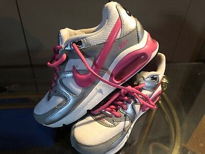 NIKE AIR MAX COMMAND 407626-101 youth size 5.5