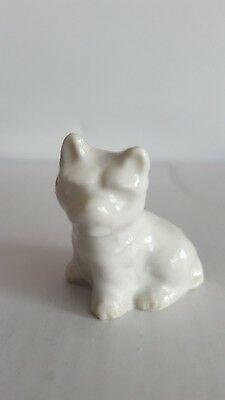 Wade Whimsies World Of Dogs White Terrier