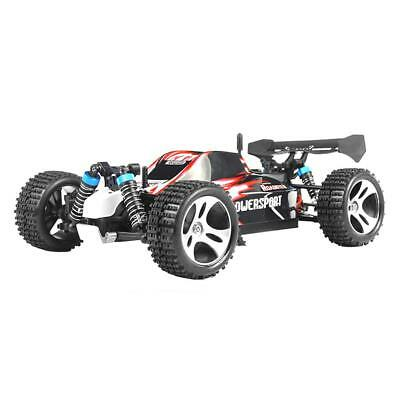 Wltoys A959 2.4G RC Car 50Km/H 1/18 1:18 Scale 4WD RTR Off-Road Buggy Model Gift