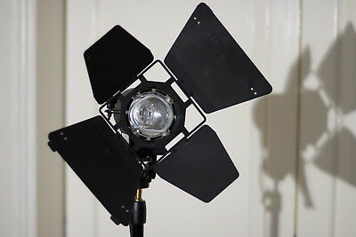 HEDLER TURBO LUX PROFI 1k - Small Compact up to 1250W Tungsten Halogen Light