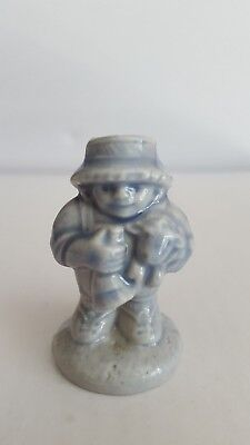 Wade Whimsies Nursery Rhymes Blue Tom The Pipers Son