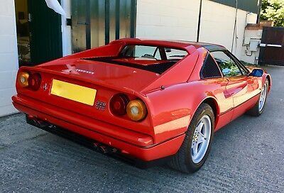 Ferrari 328 GTS RHD UK Car