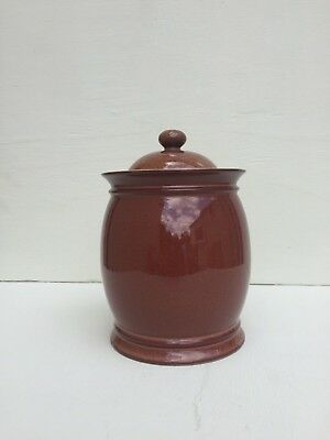 Denby Stoneware Made In England Denby Spice Storage Jar