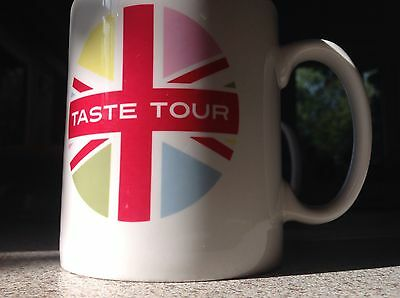 mugs from ITV Studios TV shows  x2 Props Original As Seen On TV