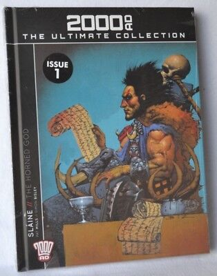 Slaine-The Horned God-Graphic Novel-2000AD-Ultimate Collection-Rare-New-Sealed