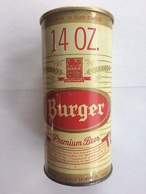 Burger Beer 14 Ounce - Rare - Cincinnati, OH