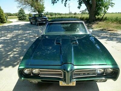 GTO -4 Speed-Fast and reliable! 1969 Pontiac GTO for sale!